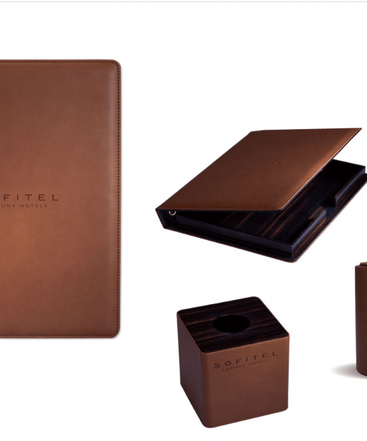 Hotel leather Items Suppliers in Middle East, India and